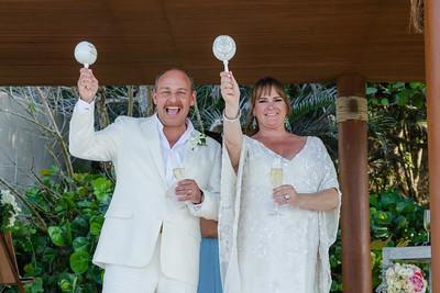 Michelle & John's Wedding day