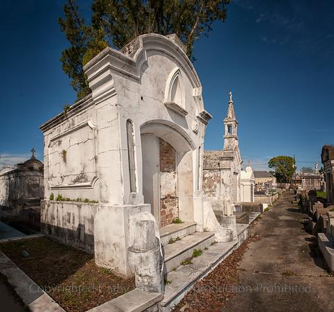 Carrollton Cemetery New Orleans
