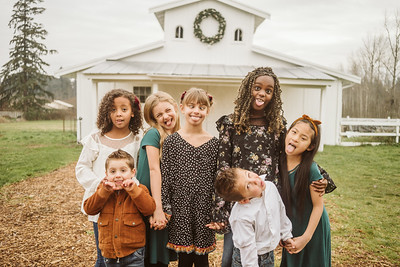Rohde Kids Christmas Mini Session 2018