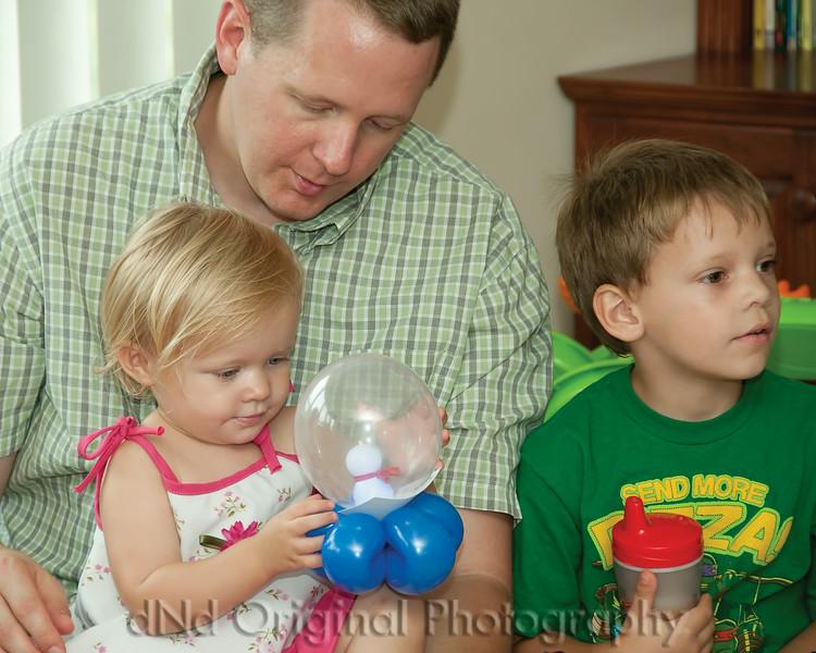 44 Lucy's 10th Birthday - Faith Matt Cooper & Balloon.jpg