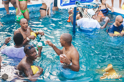Sebas 35th Bday Pool Party