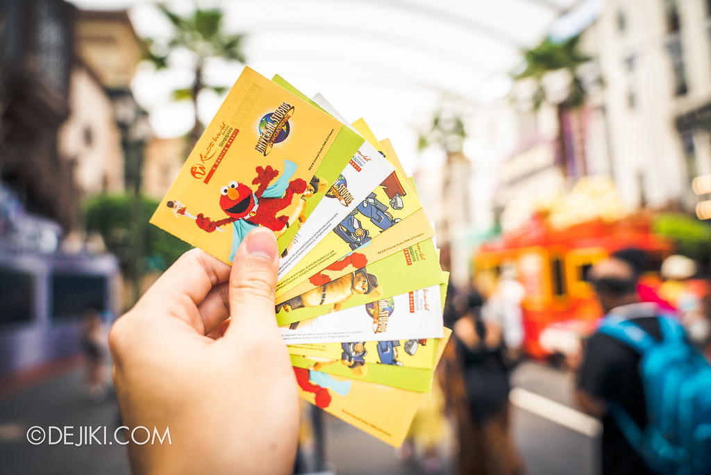 Universal Studios Singapore Annual and Season Pass Guide - Event Benefits for Passholders