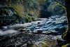 """March 1, 2011<br /> """"Frozen Rocks"""" - Cedar Creek in Washington."""