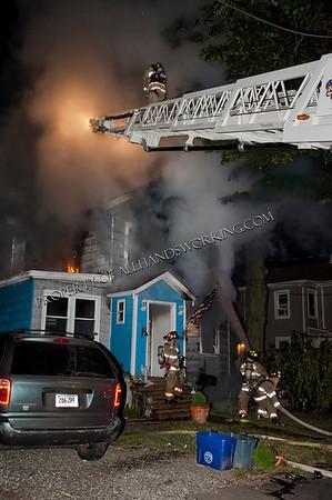 West Haven 2nd Alarm 774 Washington Avenue