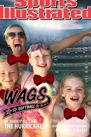 WAGS Hurricanes Party 2018