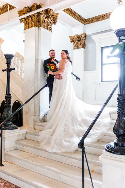 David & Stacey Wedding