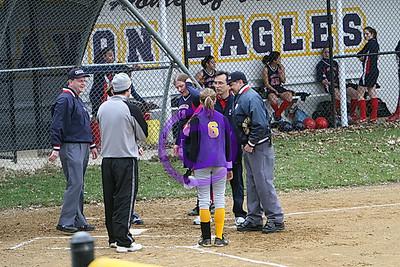 20090331_Oberlin vs Avon - Girls Varsity Softball