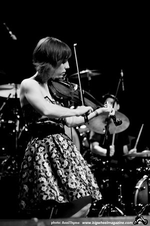 The Tossers - at Congress Theatre - Chicago, IL - October 6, 2011
