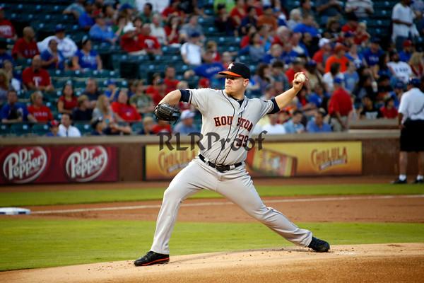Texas Rangers v Astros Sept 23, 2014