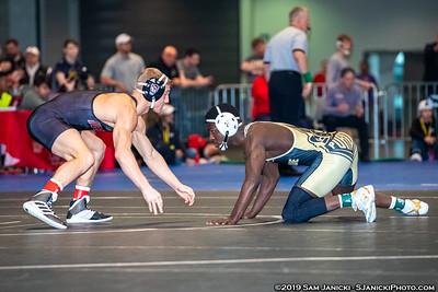 157 - H. Hidlay def Coleman - Semifinals - CKLV 2019