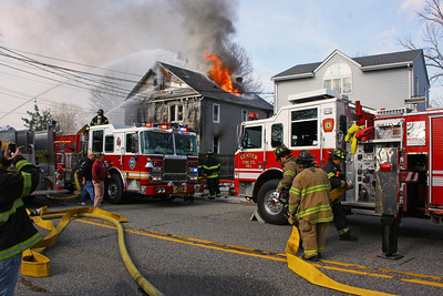 Little Falls 3rd alarm Route 23 4-17-14