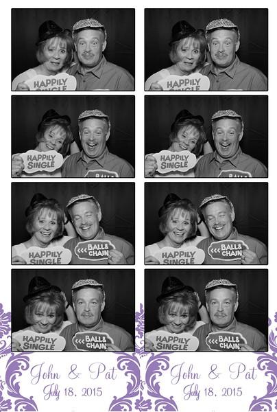 John & Pat July 18, 2015