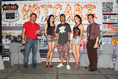 2012 Hotcarz Reloaded - Awarding
