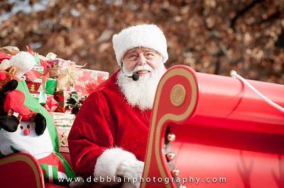 2016 Bend, Oregon Christmas Parade