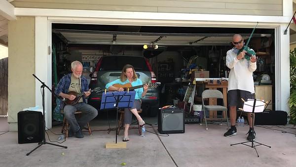 Donna's Fiddle Jam  1