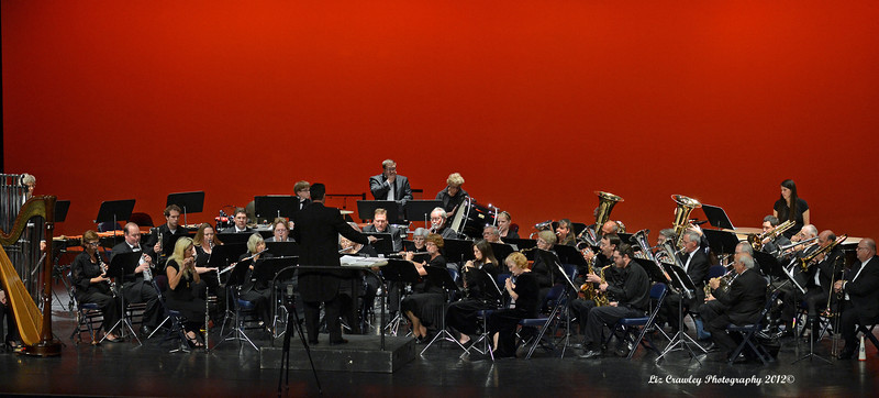 10.28.12 Spartanburg Community Band