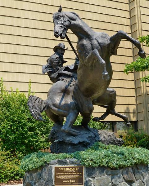 Leanin' Tree Museum of Western Art, Bolder, CO
