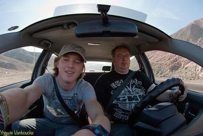 Peru 2012 - Dag 6: Roadtrip Lima - Cusco (1.100 Km): Deel 1