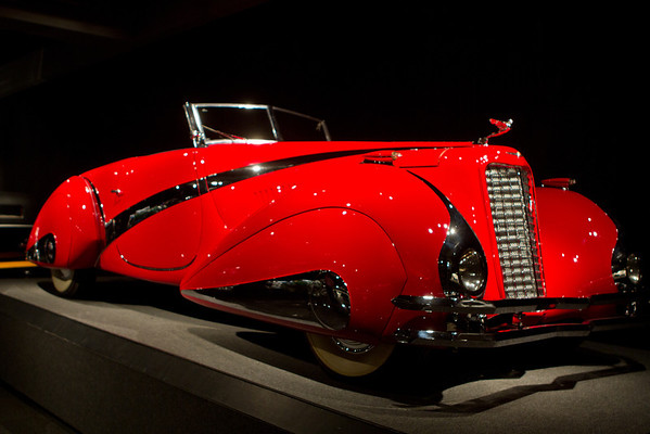 Blackhawk Automotive Museum 5/6/11