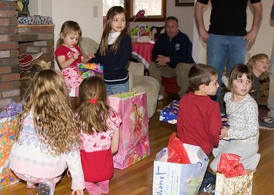 Katrina's 3rd Birthday Party - February 12, 2007