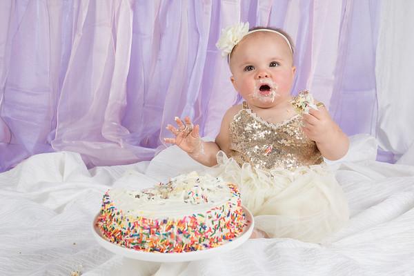 10.29 Brenna 1st Birthday