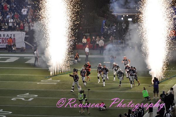 Gillette Stadium 9-12-2013