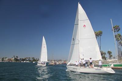 Sailing Academy Yacht Racing Photos 8-23-15