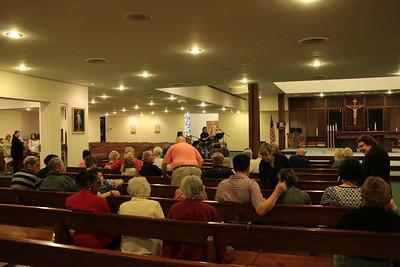 2016-03-10 Lenten Mission Deacon Larry