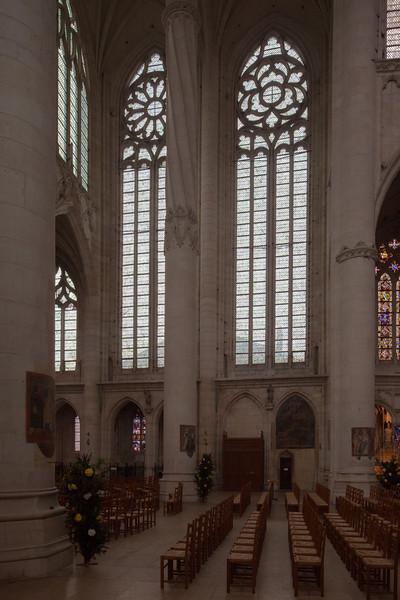 Saint-Nicolas-du-Port Lancet Windows
