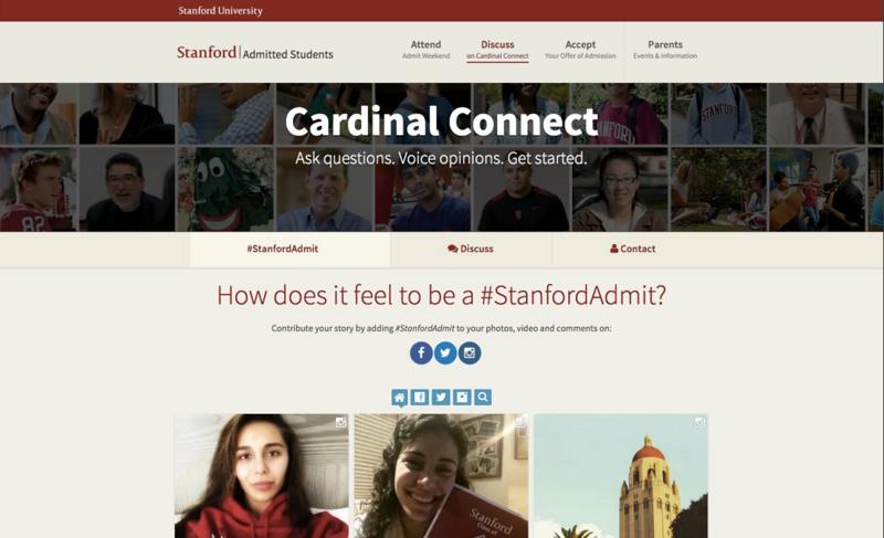 Stanford Admin