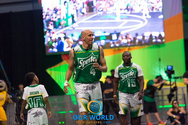 Sprite Celebrity Basketball Game