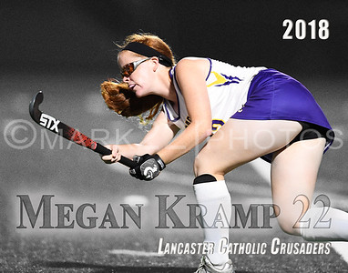 2018 Lancaster Catholic Field Hockey Posters