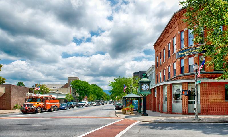 Main St., Bennington, VT  #893