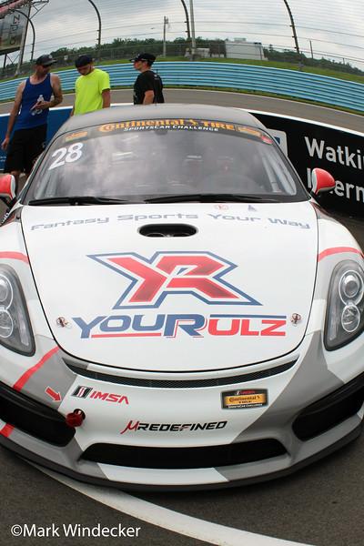 GS RS1 Porsche Cayman GT4 MR