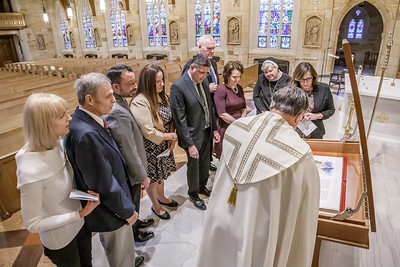 2020 Profession of Faith and Oath of Fidelity of Deacon Candidates