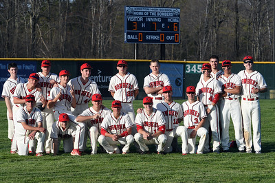 Pregame (and after game team picture)