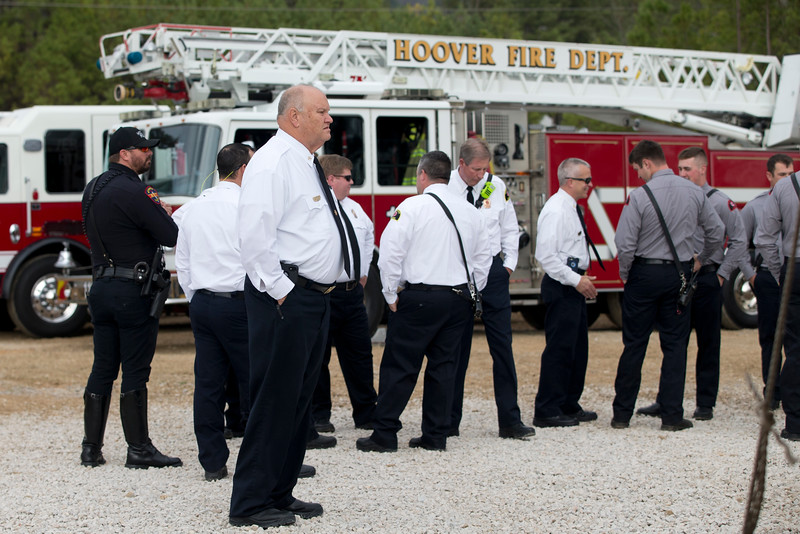 Hoover Fire Station #11 Ground Breaking