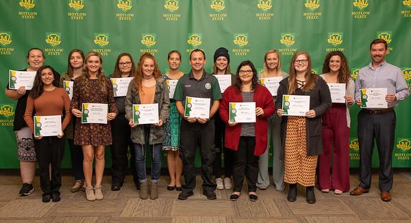 Foundation Scholarship Ceremony