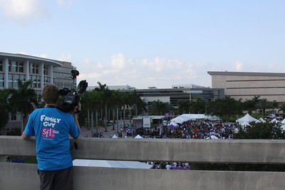 May 5th, 2012 Natalia Pop March of Dimes Walk for Babies at Nova Southeastern University
