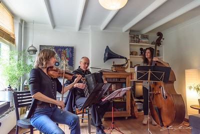 Isabelle's group rehearsal - The Netherlands 2019