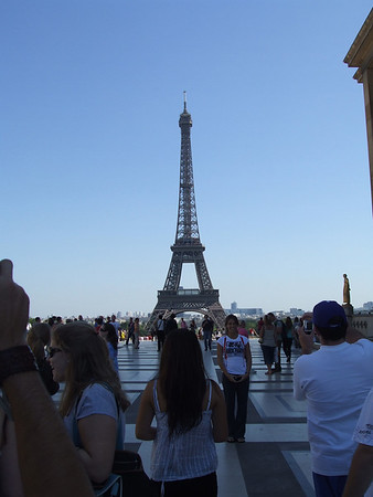 Sol's program trip to Paris