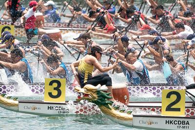 Dragon Boat Carnival @ Central Harbourfront - 22-24 June, 2018