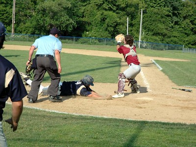 18-06-08 Millis At AWHS Baseball Playoff Game