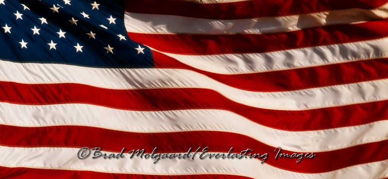 """""""Old Glory""""-Our Nation's Flag"""