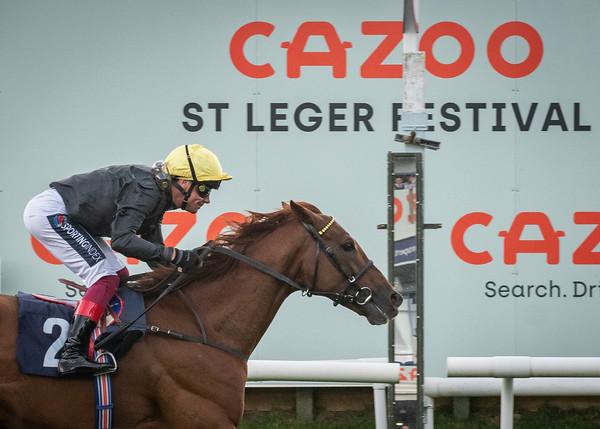 Doncaster Races - Fri 10 Sept 2021 - Cazoo St Leger Festival