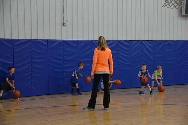Grant Basketball