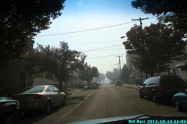 Hazleton Fire 10/14/12