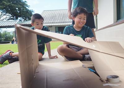 Cardboard Creativity 2018