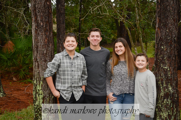 The Monile Family Dec 2017
