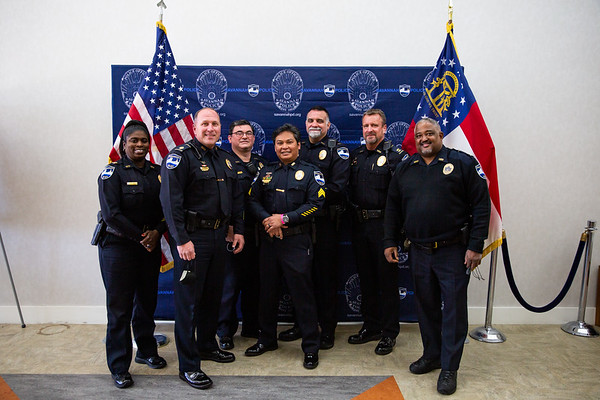 Retirement of Sgt. Clayton Cortes